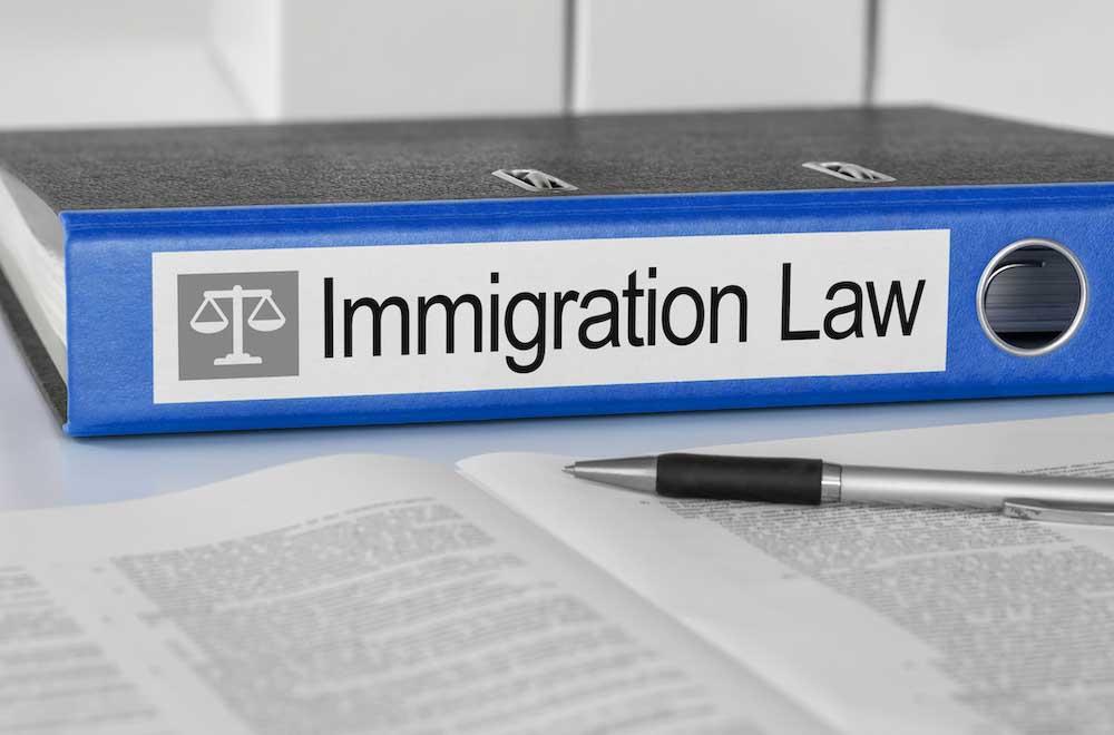 dossier de loi de l'immigration