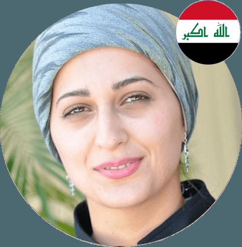 Headshot of Basma Alawee