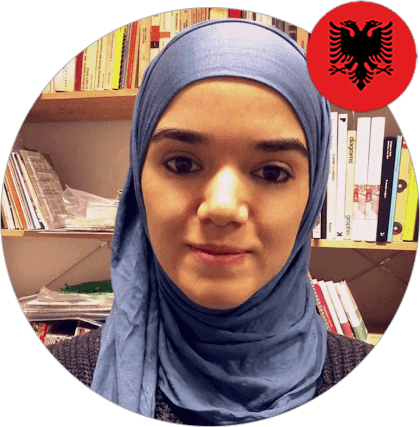 Headshot of Deada Shahini