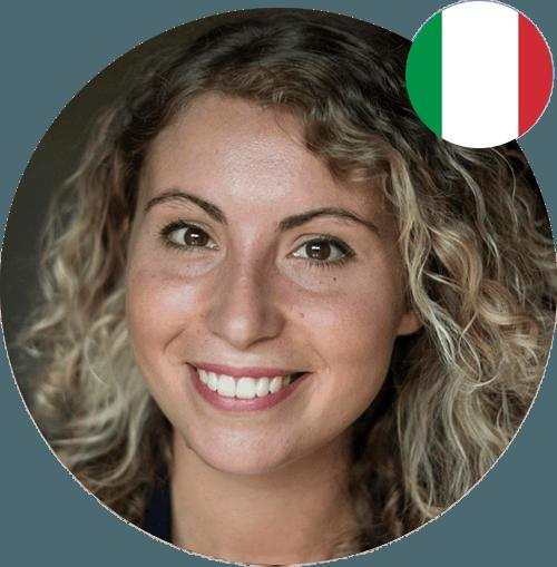 Headshot of Elisa Lazzerini