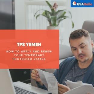 TPS Yemen